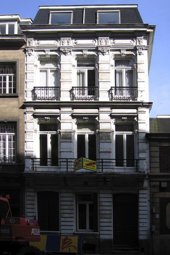 Rue Blanche 3., 2005