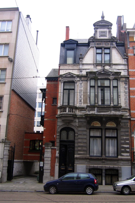 Boulevard de La Cambre 46-48., 2005