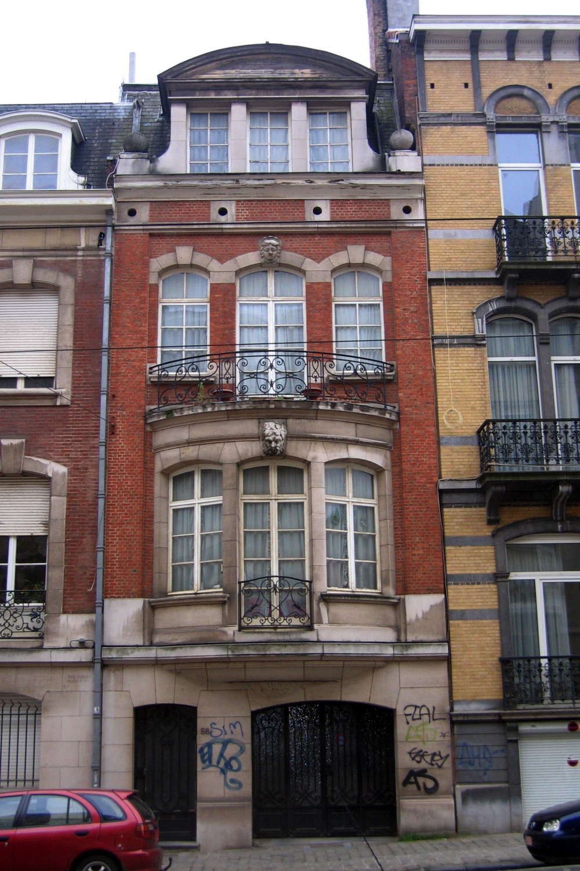 Boulevard de La Cambre 58., 2005