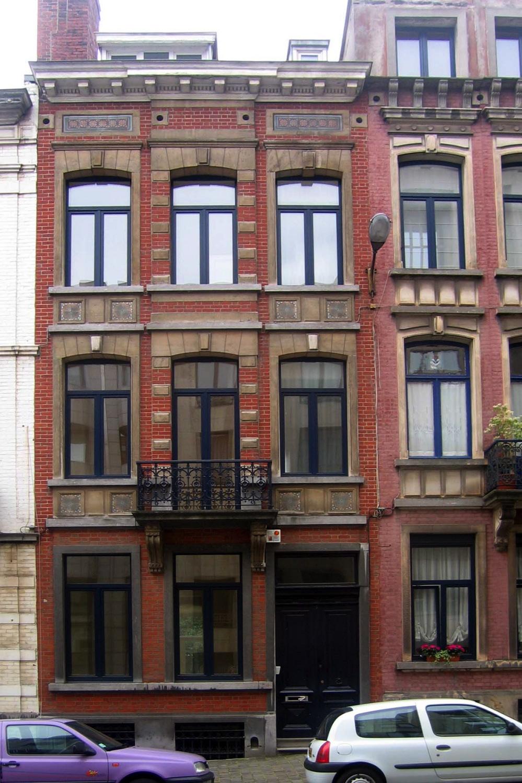 Rue Dautzenberg 78., 2005