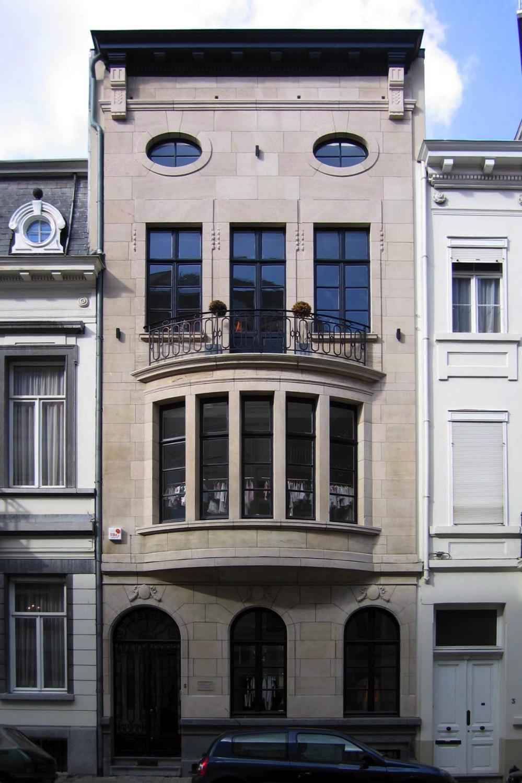 De Crayerstraat 5., 2005