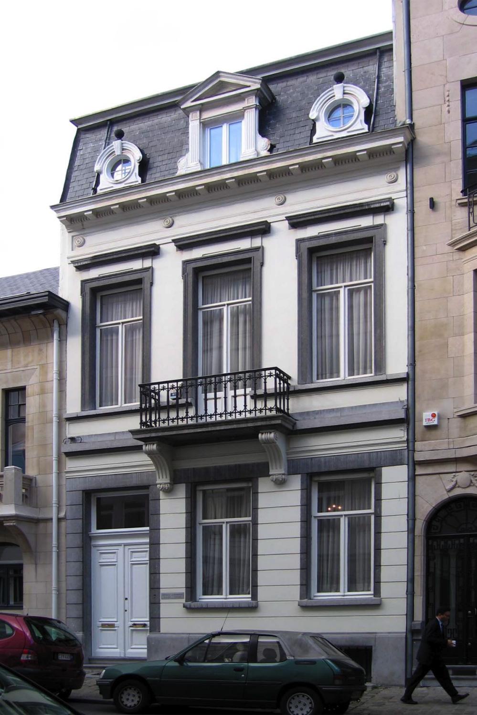 Rue De Crayer 7., 2005