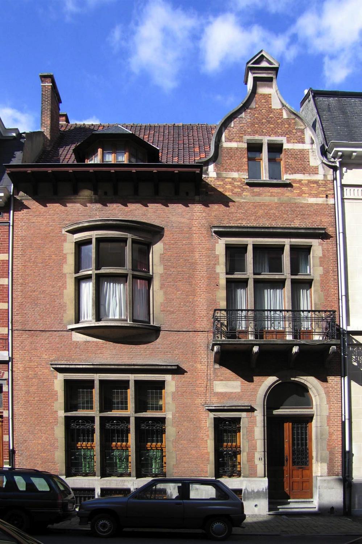 Rue De Crayer 11., 2005