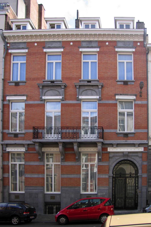 Rue De Crayer 14., 2005