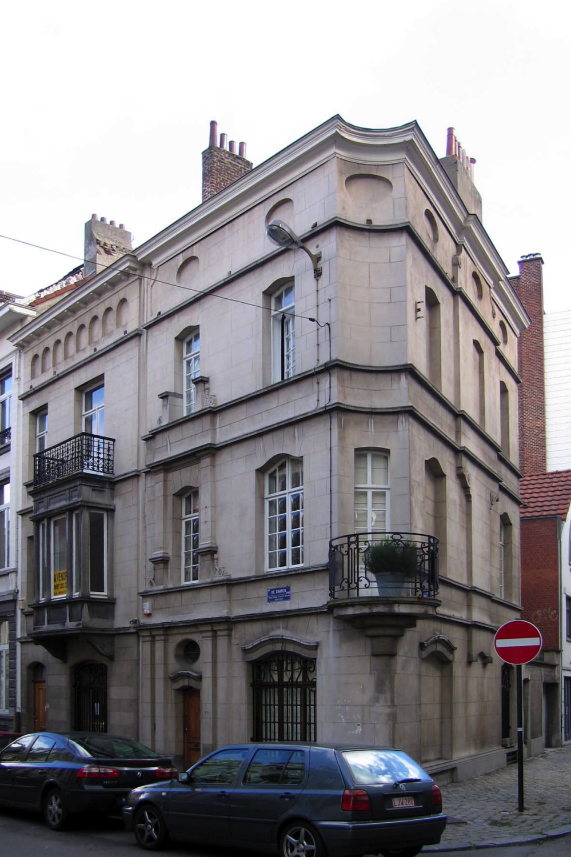 Rue De Crayer 18, 20., 2005