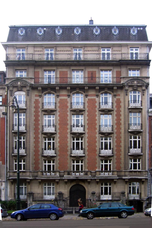 Avenue Émile De Mot 16., 2005