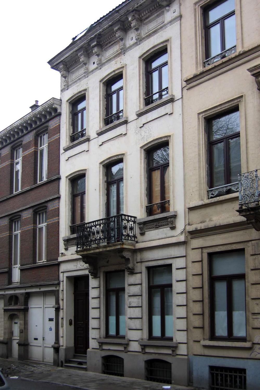 Rue de la Grosse Tour 17., 2005