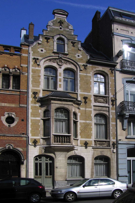 Rue Jacques Jordaens 8., 2005