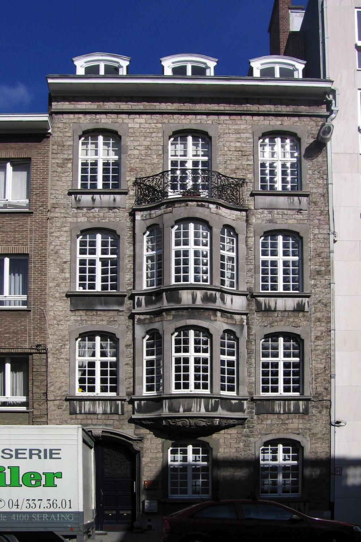 Rue Jacques Jordaens 16., 2005