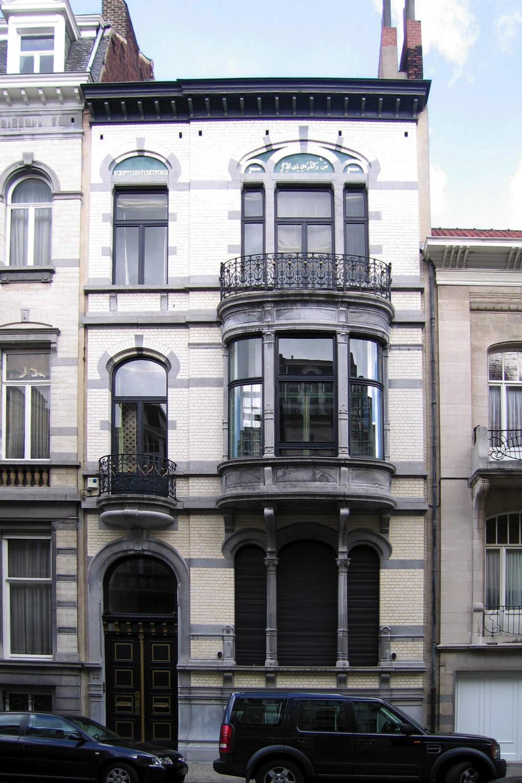 Rue Jacques Jordaens 22., 2005