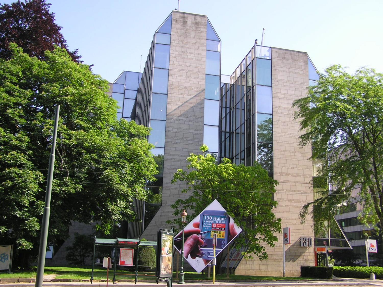Chaussée de La Hulpe 130-130a, immeuble de bureaux., 2007