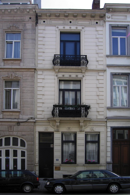 Rue de Livourne 44., 2005