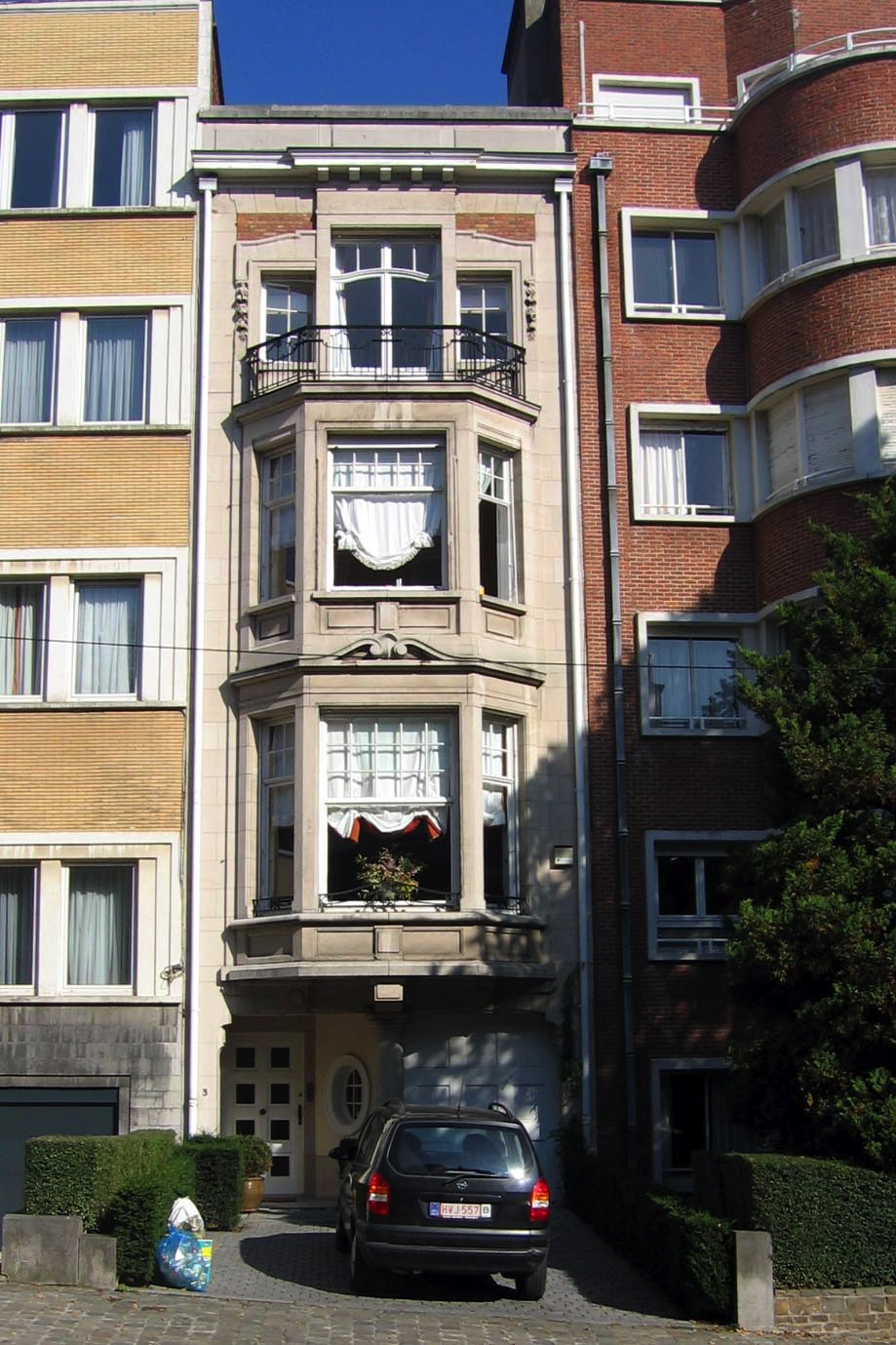 Rue du Monastère 3., 2005