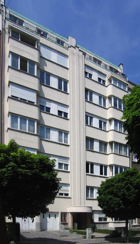 Avenue des Phalènes 34., 2006