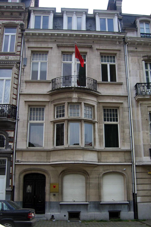 Rue de Tenbosch 30., 2005