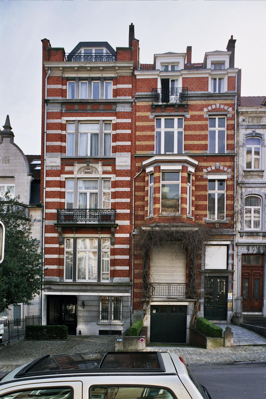 Rue de la Vallée 48 et 50., 2007