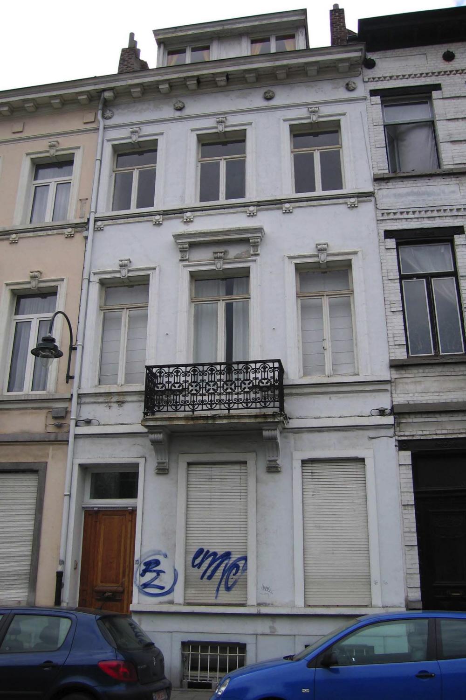 Rue de la Vanne 13., 2005
