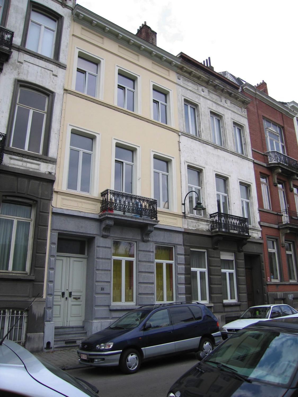 Rue de la Vanne 31 et 29., 2005