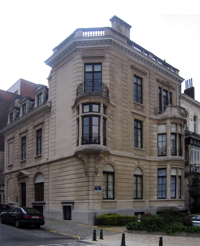 Rue Vilain XIIII 19., 2005
