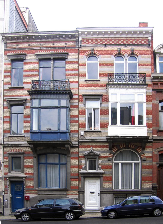 Rue Vilain XIIII 24 et 26., 2005
