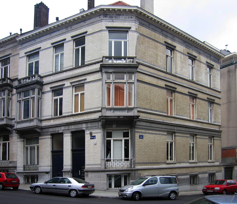 Rue Vilain XIIII 33 et 31., 2005