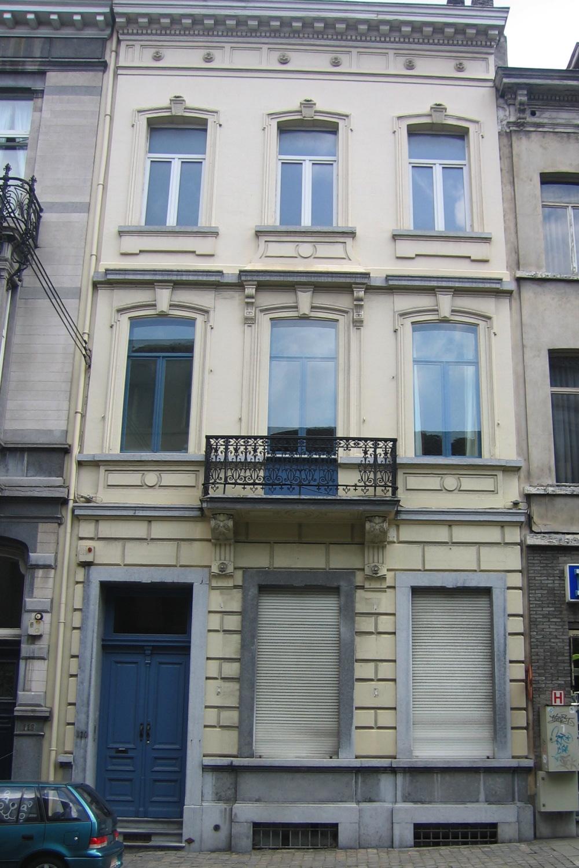 Chaussée de Vleurgat 120., 2005