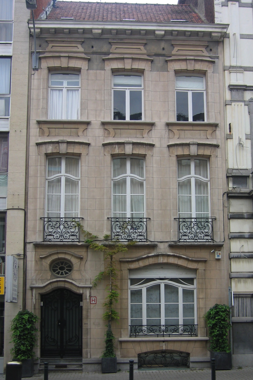 Chaussée de Vleurgat 204., 2005