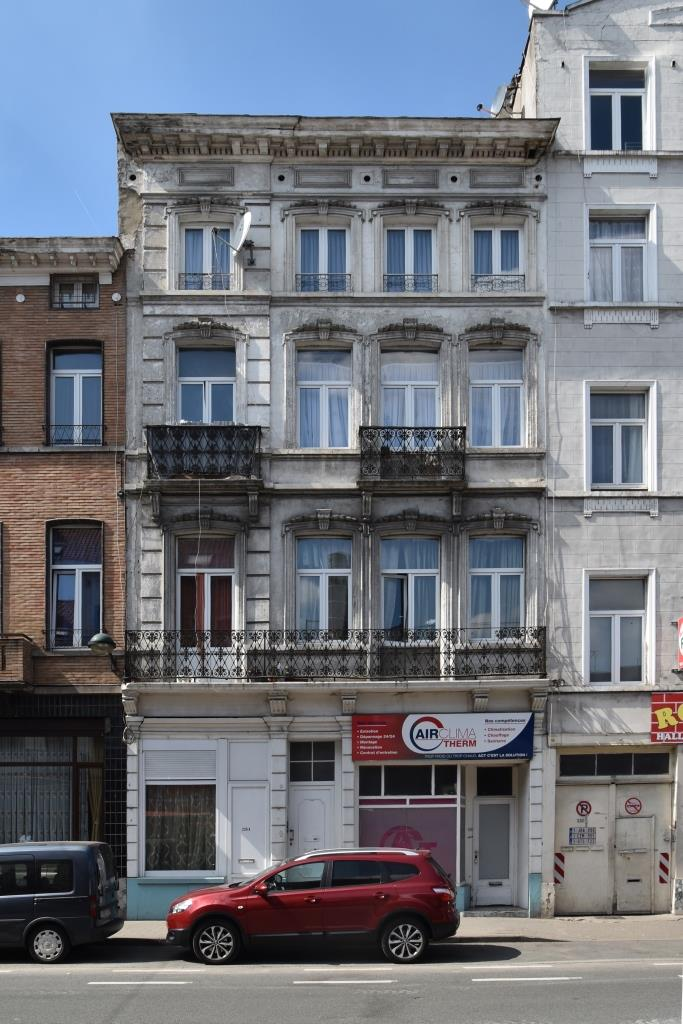 Chaussée d'Anvers 226a-228a, 2016