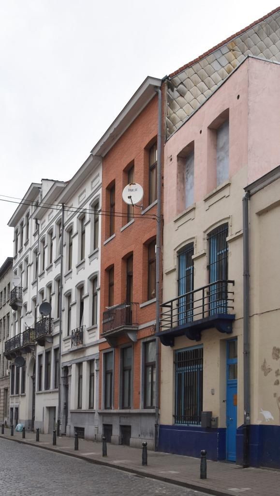 Rue de l'Harmonie 9 à 1, 2016