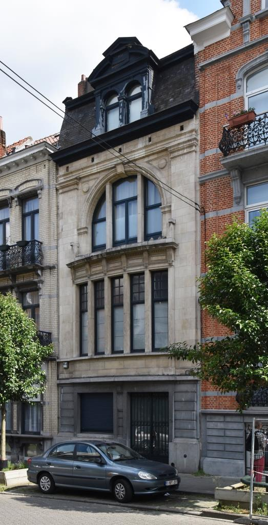 Rue des Artistes 74© (© APEB, 2017)