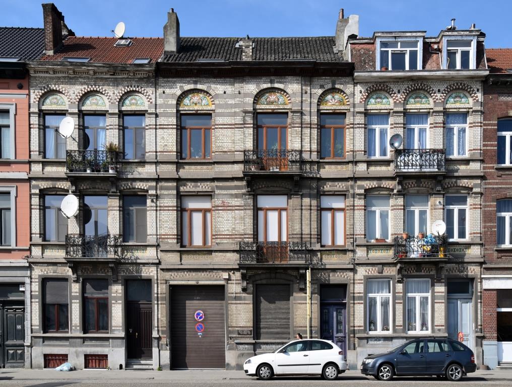 Rue Claessens 51 à 45, 2017