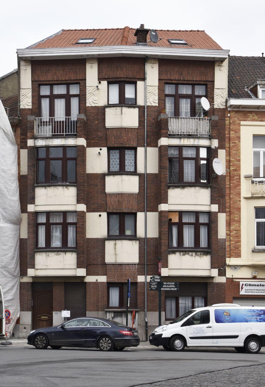 Rue Dieudonné Lefèvre 55© ARCHistory / APEB, 2017