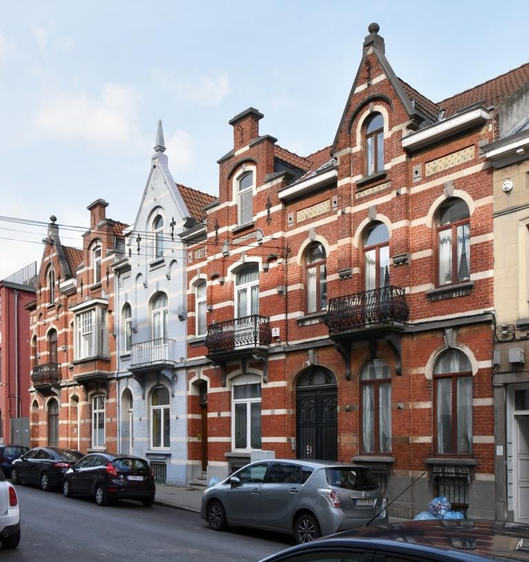 Drootbeekstraat 143 tot 135, 2017
