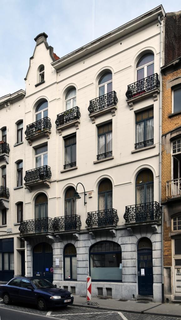 Rue Edmond Tollenaere 25-27, 2017