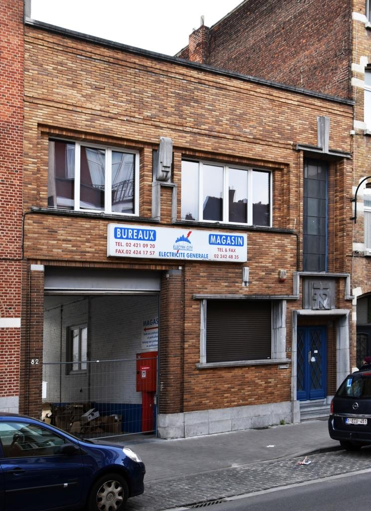 Rue Edmond Tollenaere 82, 2017
