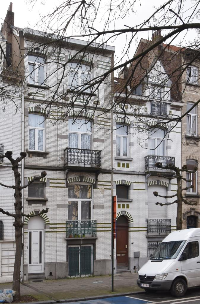 Boulevard Émile Bockstael 147 et 145, 2017