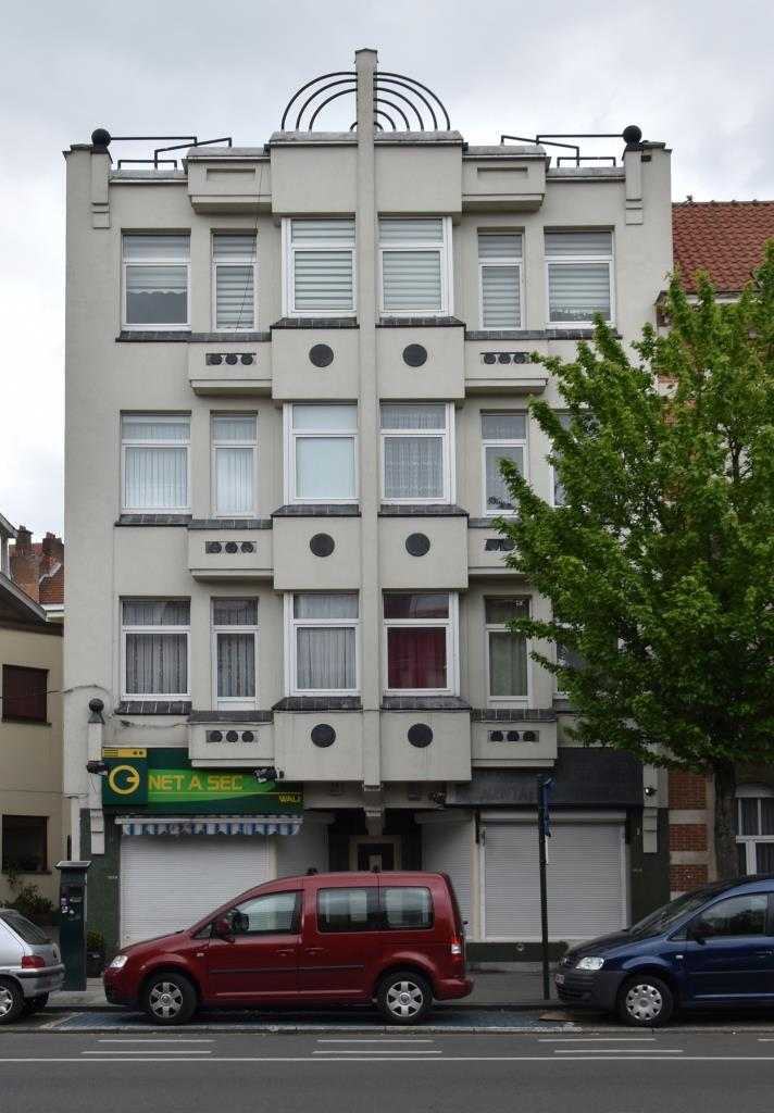 Boulevard Émile Bockstael 323, 2017