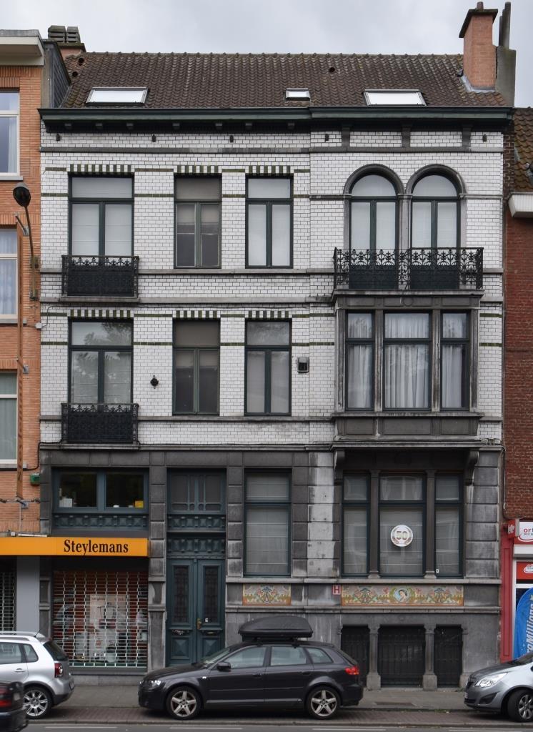 Boulevard Émile Bockstael 416-418, 2017