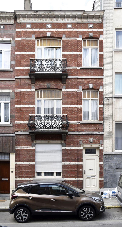 Rue Émile Wauters 70© ARCHistory / APEB, 2018