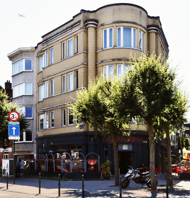 Rue Ernest Salu 114© ARCHistory / APEB, 2018