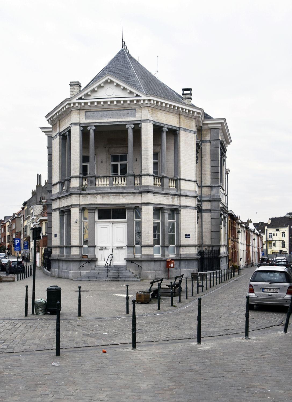 Rue Fransman 89© ARCHistory / APEB, 2018