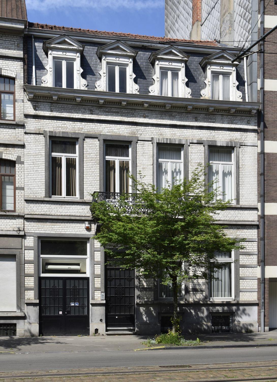 Avenue Jean Sobieski 60© ARCHistory / APEB, 2018