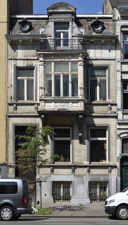 Avenue Jean Sobieski 66© ARCHistory / APEB, 2018