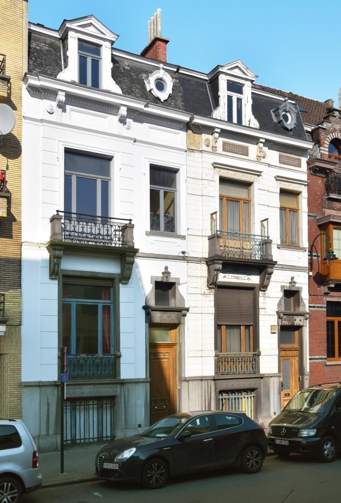 Rue de Moorslede 51 et 49, 2016