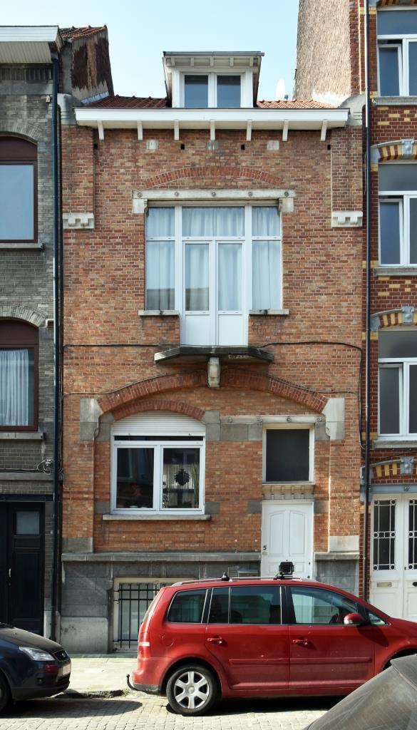 Rue Niellon 5, 2017