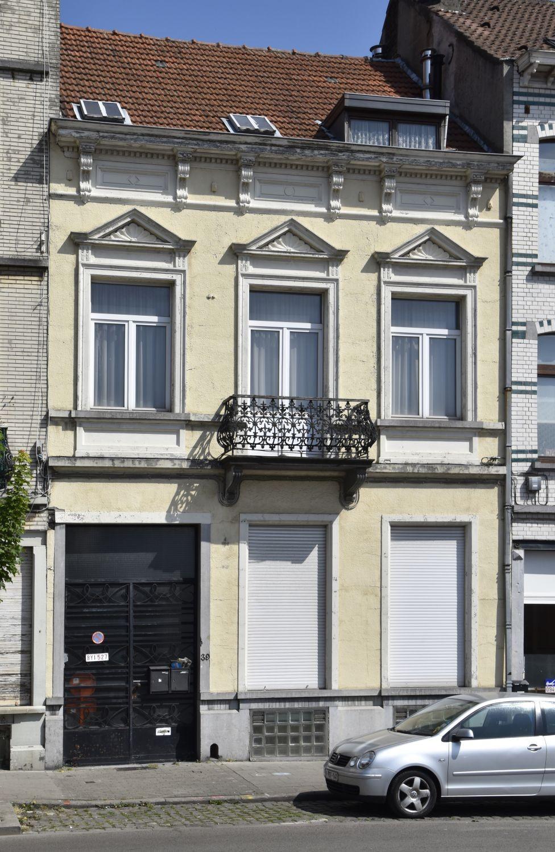 Rue Reper-Vreven 39© ARCHistory / APEB, 2018