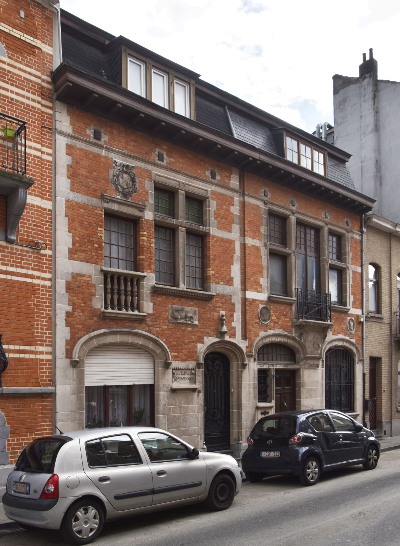 Rue du Siphon 34 et 36© ARCHistory / APEB, 2018