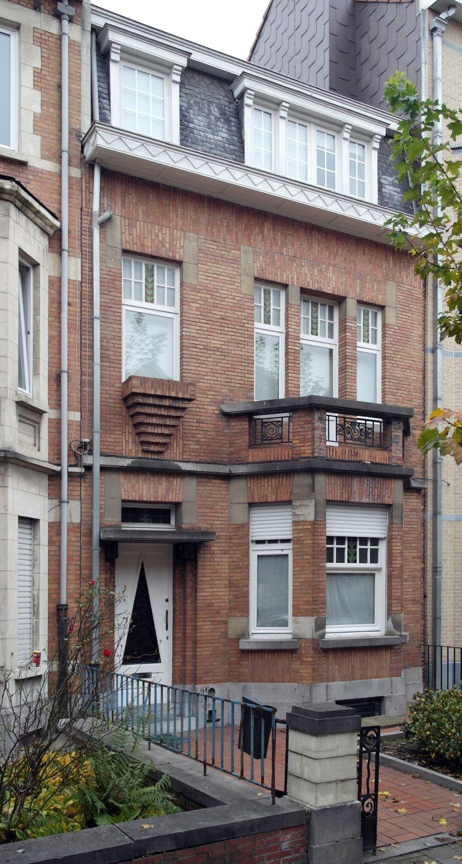 Rue Stevens-Delannoy 66, 2015