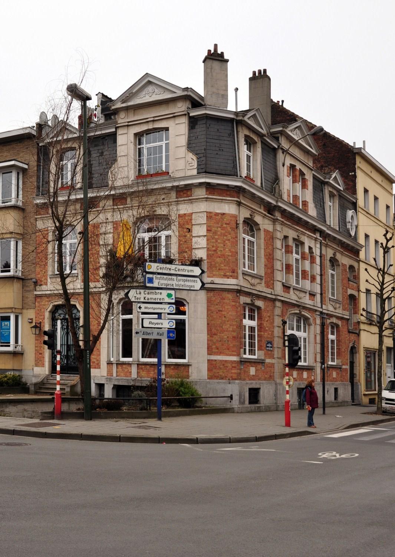 Auguste Reyerslaan 153, 2011