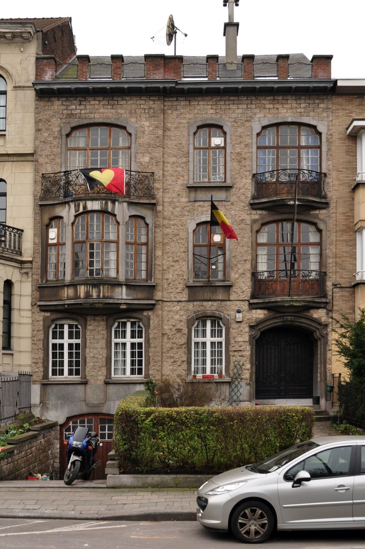 Boulevard Auguste Reyers 159, 2011